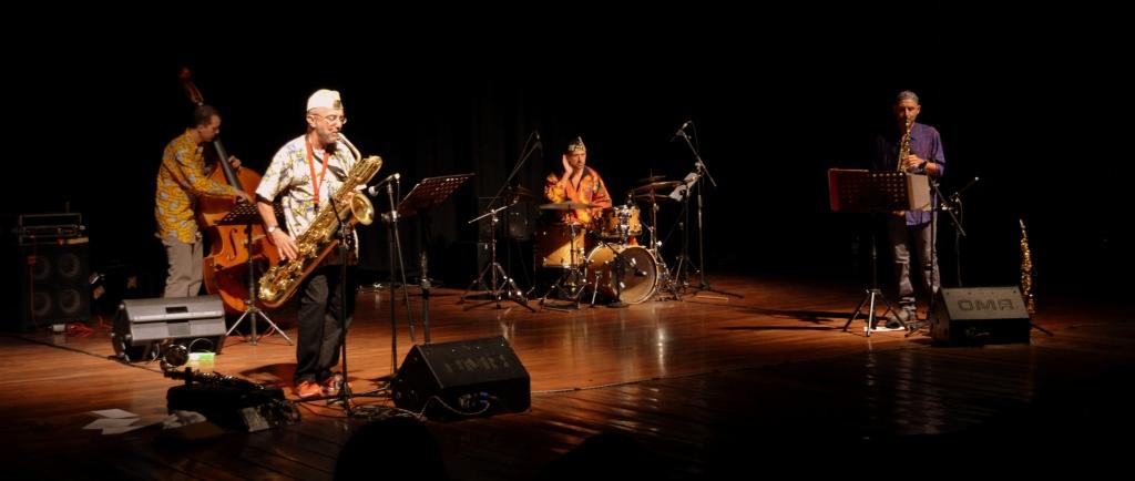 Actis Dato Quartet in Jakarta