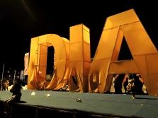 DIA sculpture