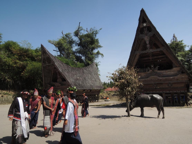 Tuk Tuk Village