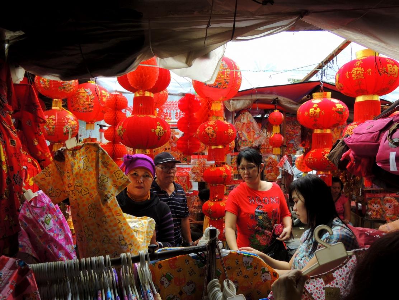 Chinese New Year in Pancoran, Jakarta