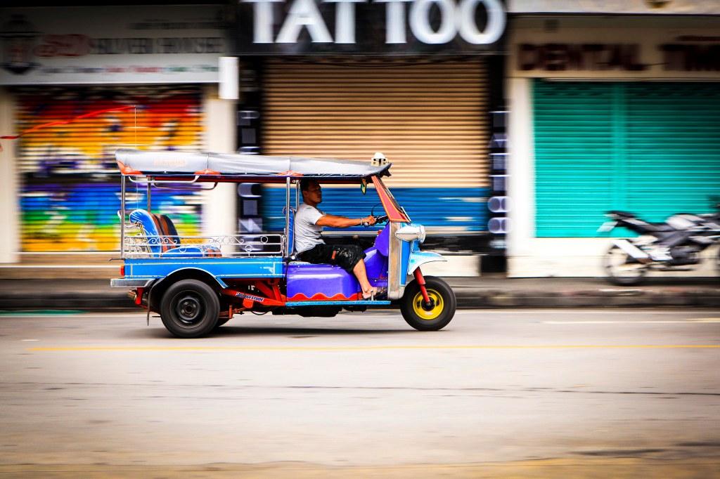 Thuk Thuk in Bangkok