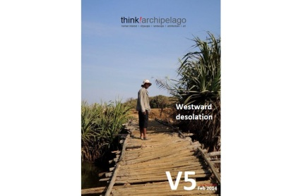 VOLUME 5: WESTWARD DESOLATION