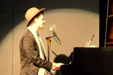 Benjamin Herman Trio and Daniel von Piekartz LiveConcert