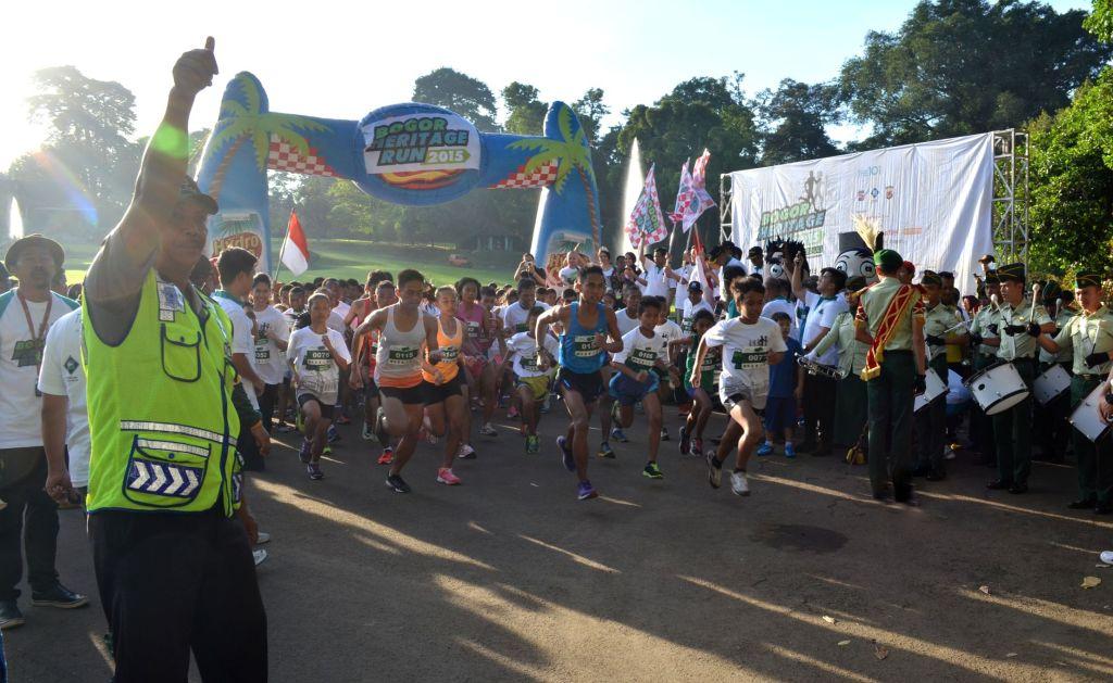 Bogor Heritage Run 2015