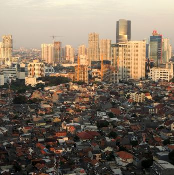 A LOOK BACK AT 2012 JAKARTA ZONING DETAIL AND PLANS