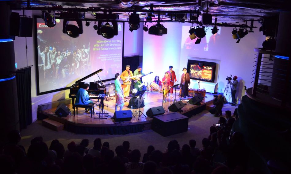 When Betawi meets jazz