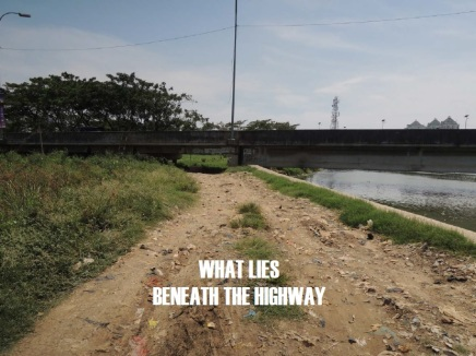 What lies beneath the highway