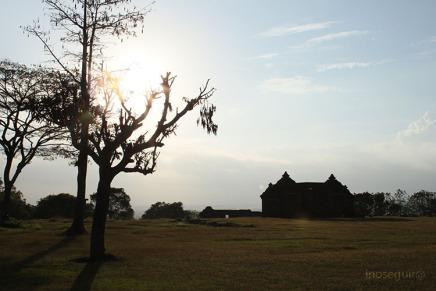 Highlander's palace of CentralJava