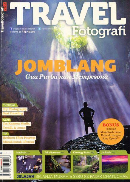 Pulau Sepa, Jakarta, in Travel Fotografi Magazine volume 18, June2014