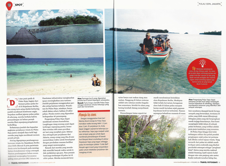 Pulau Sepa Jakarta Think Archipelago