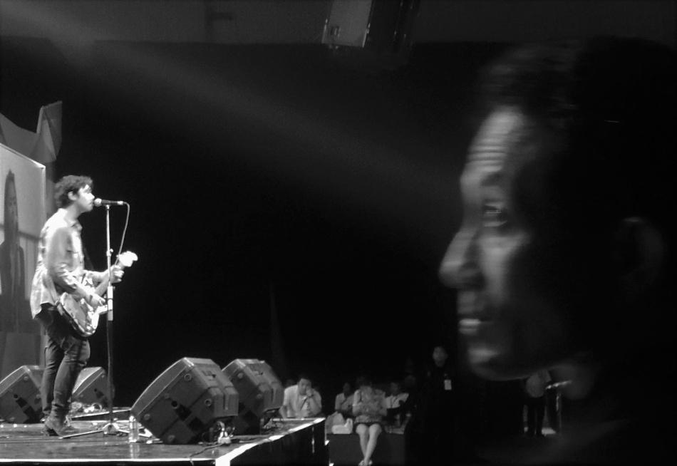 Bebas bereksplorasi lagi di Jazz Buzz Salihara2017