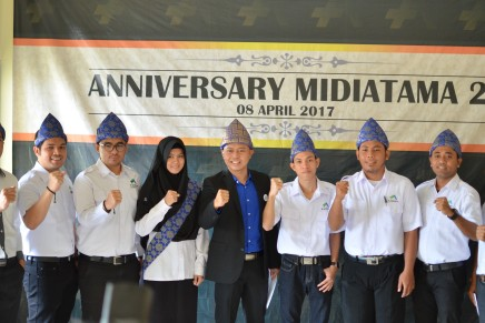 PT Midiatama second anniversary and safety seminar