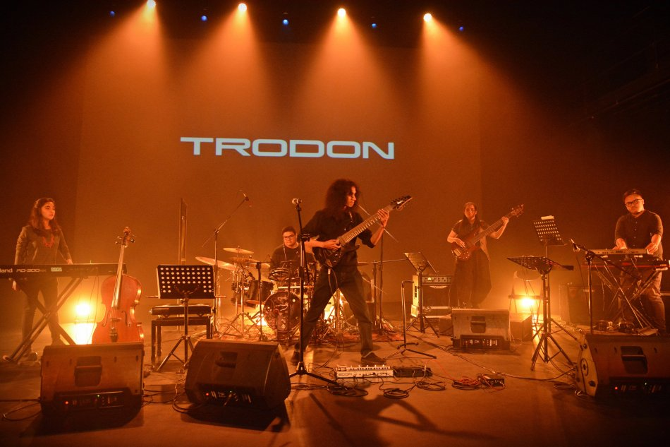Jazz Buzz last day: Trodon