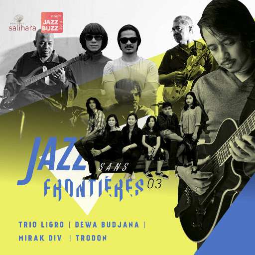 The upcoming 2018 Jazz Buzz Salihara