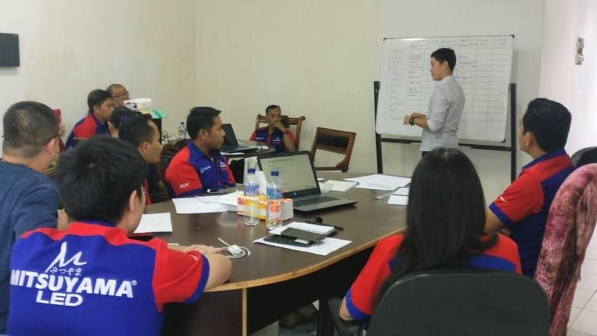 ISO 9001 2015 foundation level training, ASPI certified, GMI, May 2018