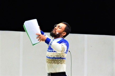 Reanimating cultural polemic in the National Theater Week2018