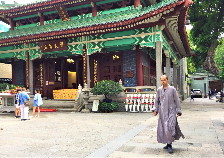Liu Rong Temple