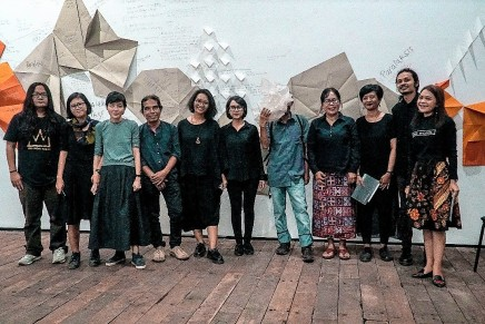Paralaks Fiksi challenges the norms in today's artexhibitions