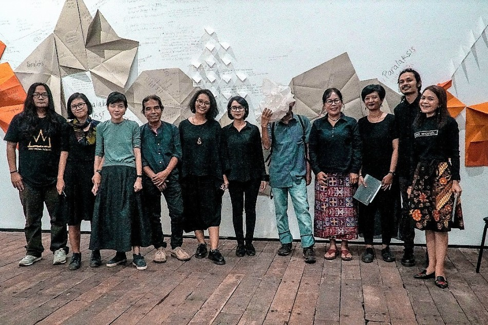 Paralaks Fiksi challenges the norms in today's art exhibitions