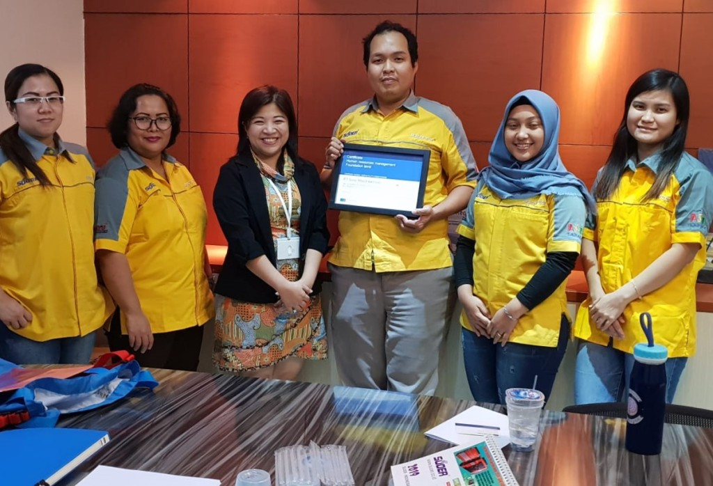 ASPI HR management training, SME, August 2019