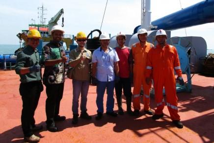 PT Global Jaya Maritimindo integrated management systemcertification