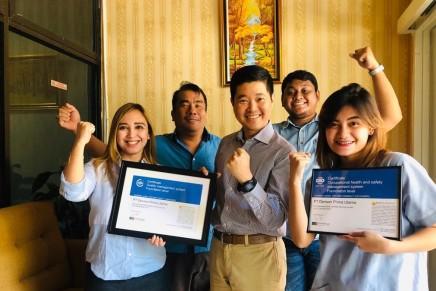PT Denson Prima Utama ISO 9001 and 45001 awarenesstraining