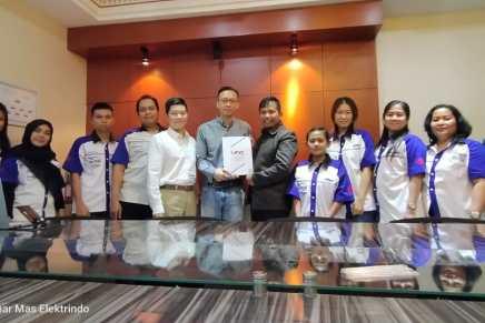 Audit sertifikasi ISO 9001:2015, PT Sinar MasElektrindo