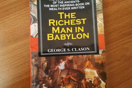 Langkah bangun fondasi keuangan dari George S.Clason