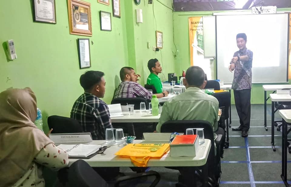Pelatihan Ahli K3 Umum, Prashetya Quality-ASPI, Jakarta, 11 Maret 2020