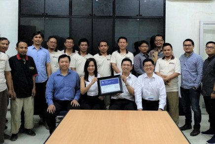 ISO 9001 and HR management foundation level trainings at Essenzafactory