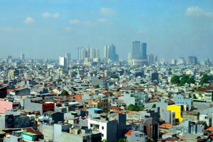 Indonesia SDGs road map for clean, bluesky