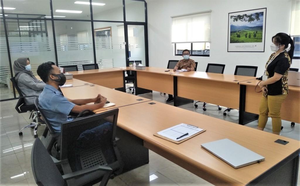 Pelatihan human resources management oleh ASPI di PT Primadaya Plastisindo