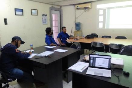 Pelatihan dasar ISO 9001:2015 di PT Mitra SinarIndah