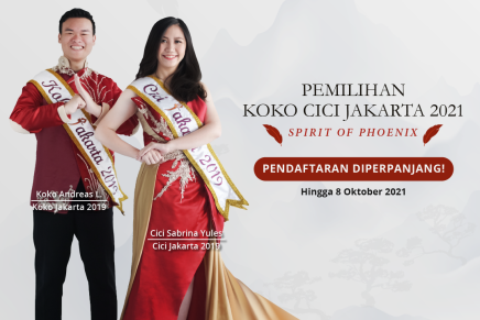 Koko Cici Jakarta 2021: spirit ofphoenix